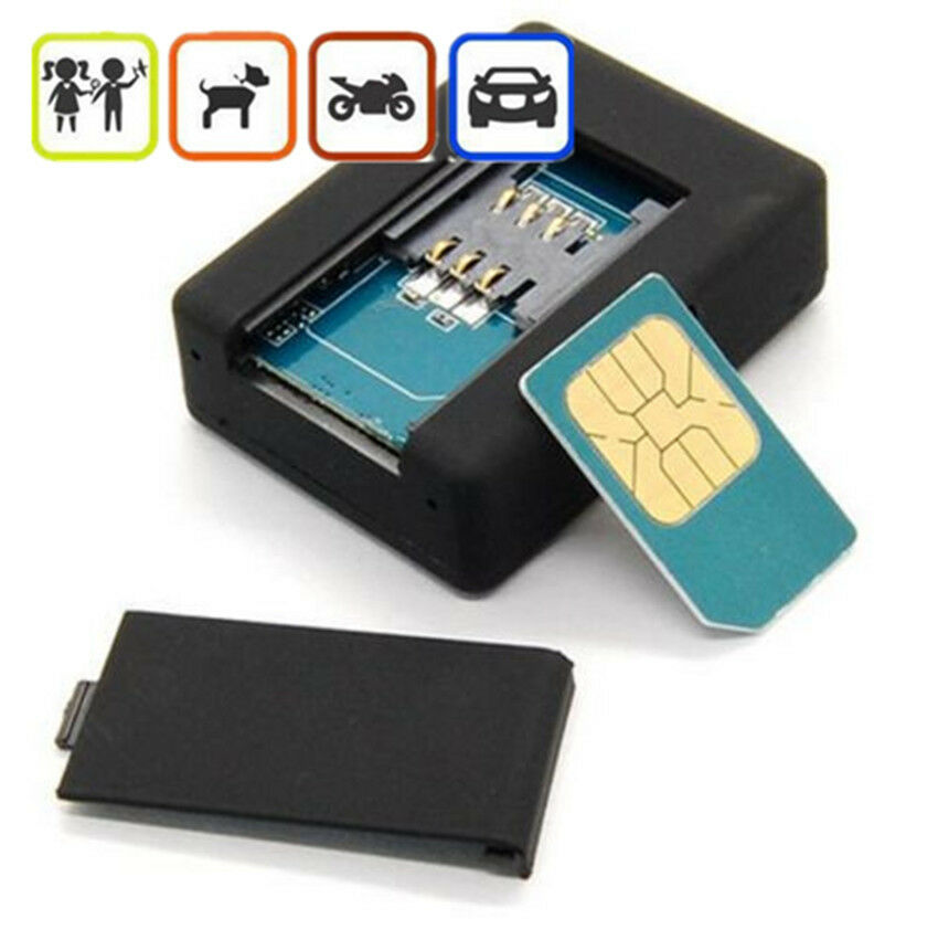 Vehicle Tracking Devices >> Global Locator Mini A8 Real Time Car Kids GSM/GPRS/GPS Tracker Tracking Device P | eBay