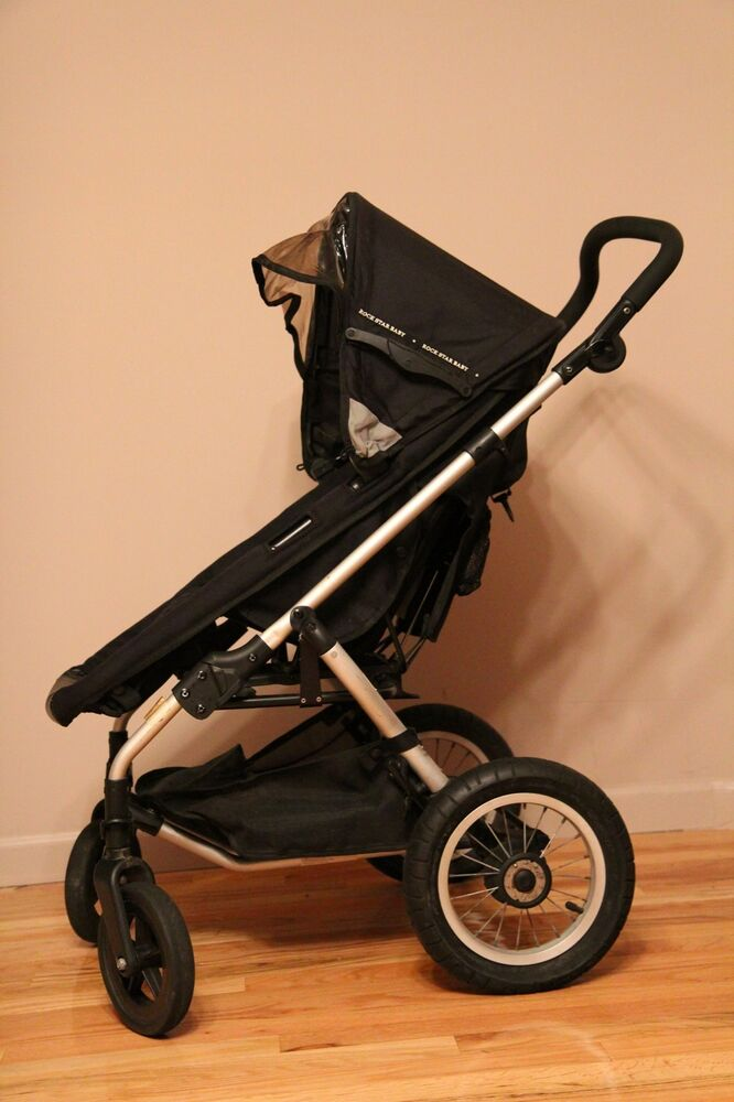 rock star baby infinity carriage single seat stroller. Black Bedroom Furniture Sets. Home Design Ideas