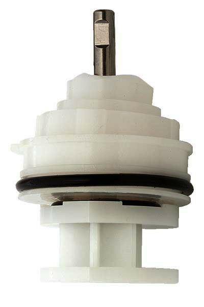 Valley and milwaukee hot cold faucet shower cartridge ebay for Valley bathroom faucet