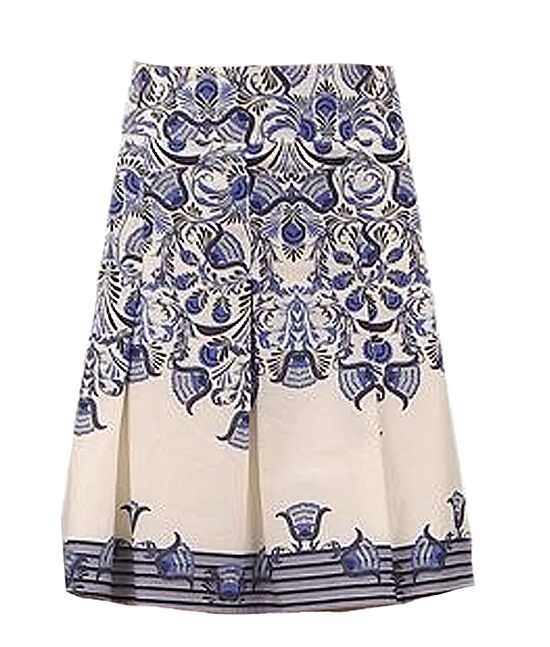 Women's Clothing Clothing, Shoes & Accessories Cheap Sale Marks And Spencer Size 14 A Line Lined Skirt Street Price