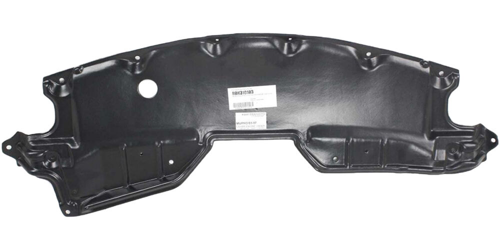 Ni1228114 New Front Lower Engine Splash Shield For