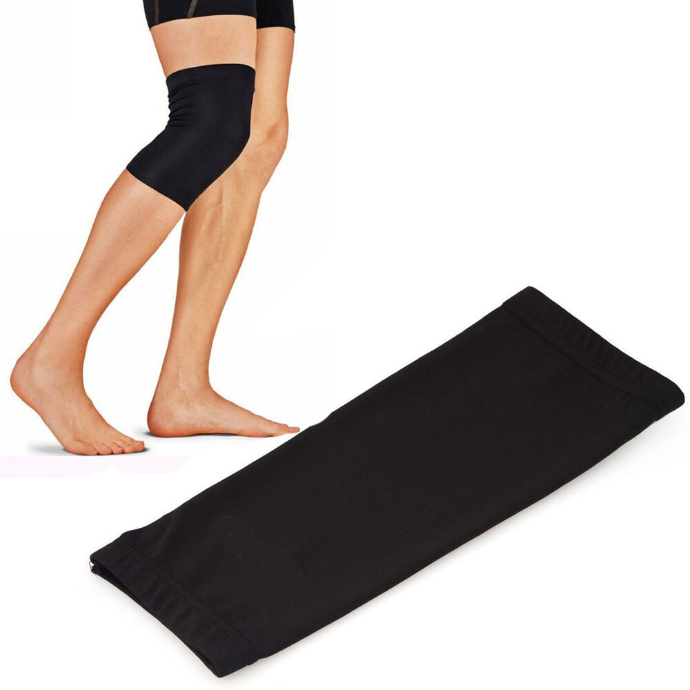 Durable Copper Fit Sports Leg Knee Compression Support ...