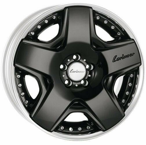Mercedes Benz Lorinser Oem Rsk6 21 Quot Wheels Staggered Two