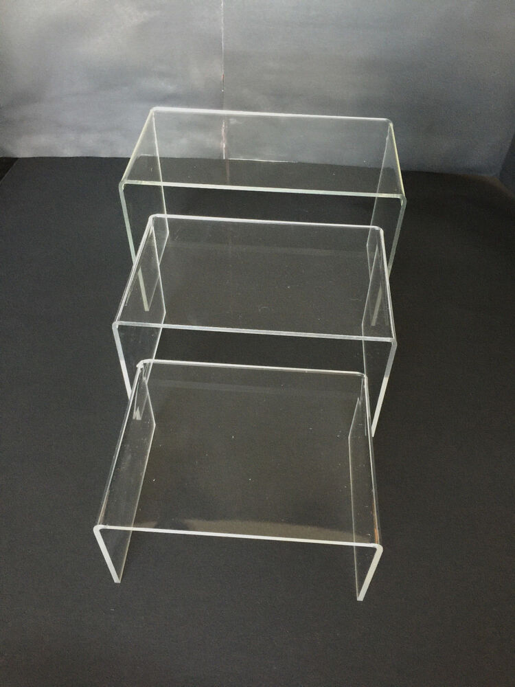 display stands risers