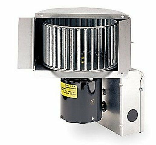 Heating Duct Booster Fans : Tjernlund in line centrifugal fan duct booster volts