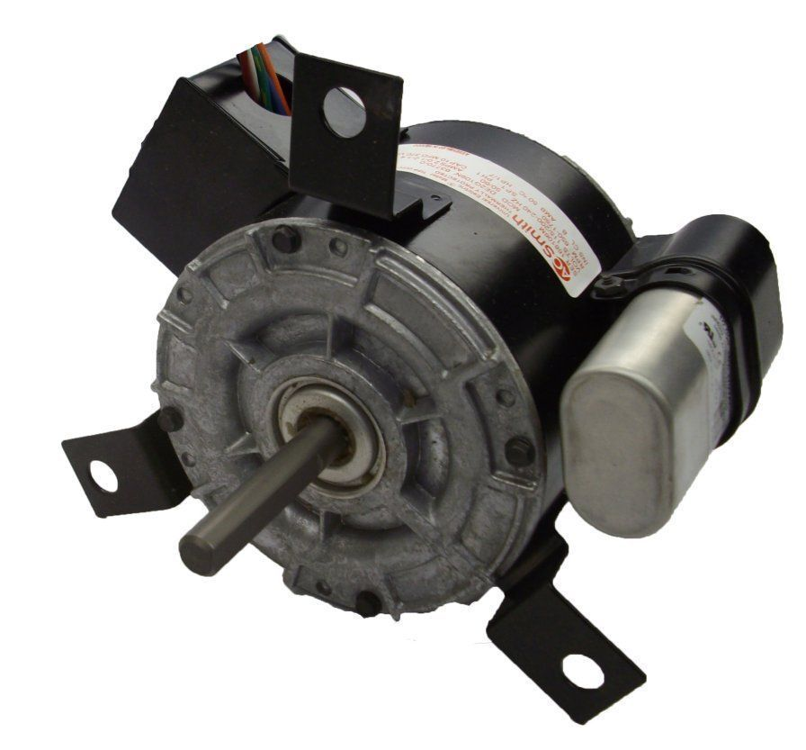Penn vent de2g109n electric motor 1 7hp 2 speed 115 200 for Two speed electric motor