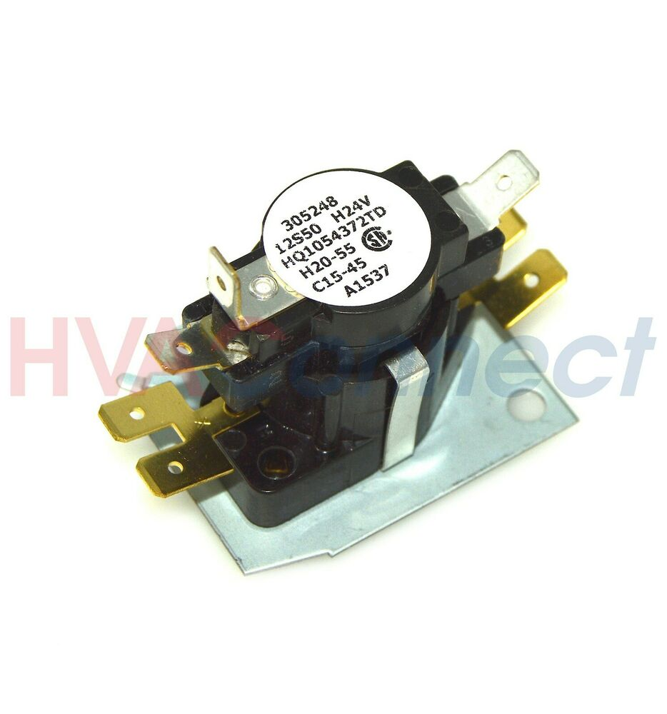 Icp heil tempstar furnace blower motor fan relay sequencer for Relay switch for blower motor