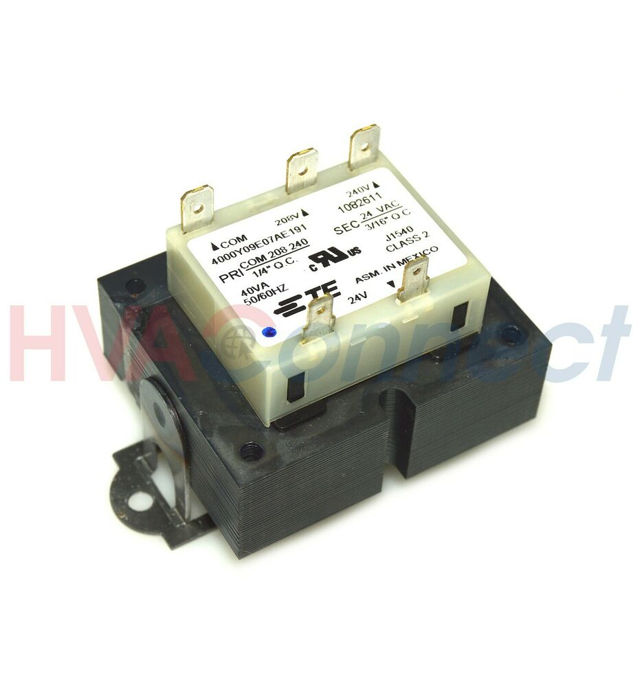 Icp Heil Transformer 208 240 24 Volt Hq1082611pu 799196385687
