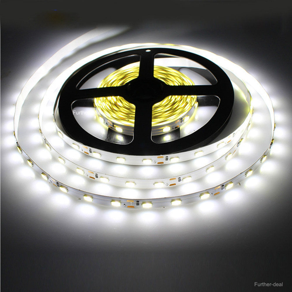 Cool White 5M 300Leds Flexible SMD 5630 Led Strip Light
