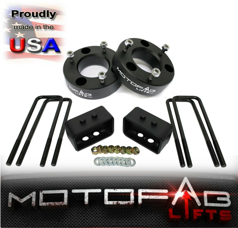 """Toyota Tacoma 2.5 Leveling Kit >> 2.5"""" Front and 1.5"""" Rear Leveling lift kit for 2009-2018 Ford F150 4WD USA MADE   eBay"""