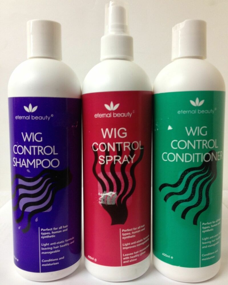 styling hair with conditioner wig shampoo conditioner and spray for human and 8471