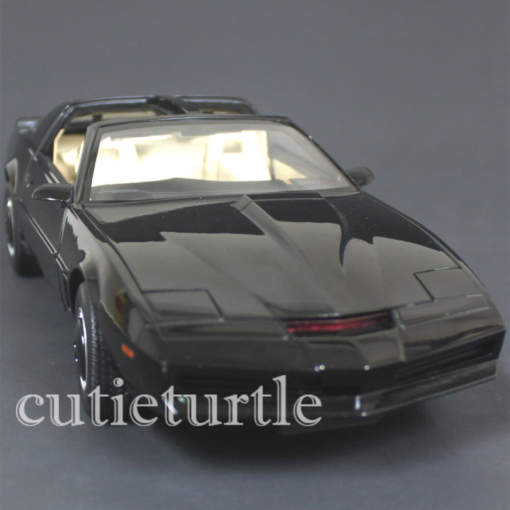 hot wheels knight rider 1982 pontiac firebird trans am k i t t kitt 1 18 bly60 ebay. Black Bedroom Furniture Sets. Home Design Ideas