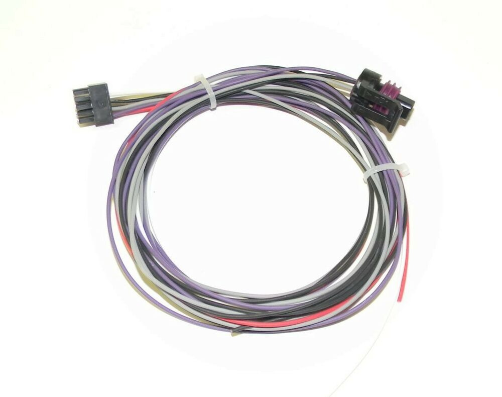 Autometer wiring harness for electric full sweep fuel