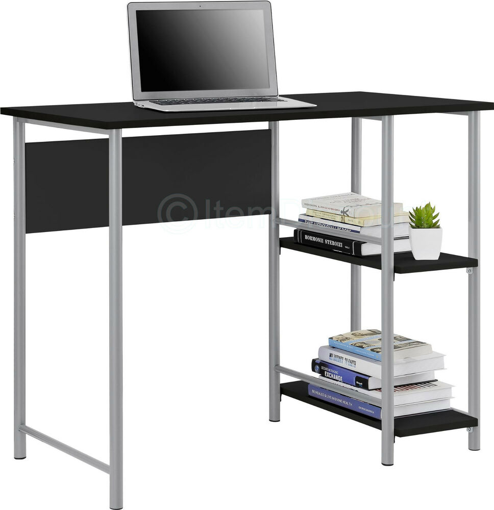 Small laptop desk stand computer table writing compact