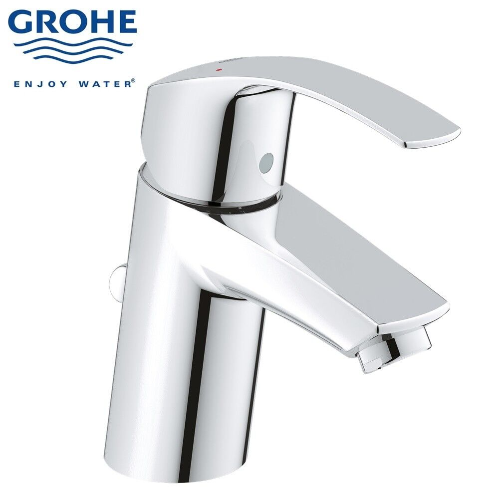 grohe eurosmart new modern mono basin bath bathroom mixer. Black Bedroom Furniture Sets. Home Design Ideas