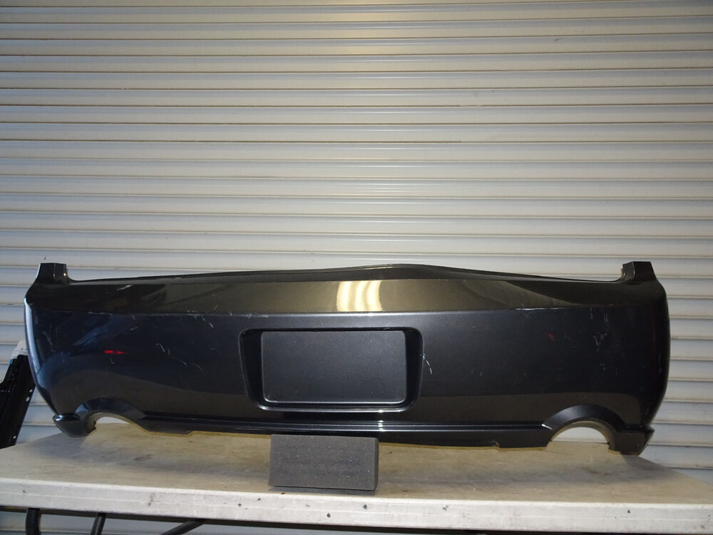 2005 2009 ford mustang gt only oem rear bumper cover. Black Bedroom Furniture Sets. Home Design Ideas