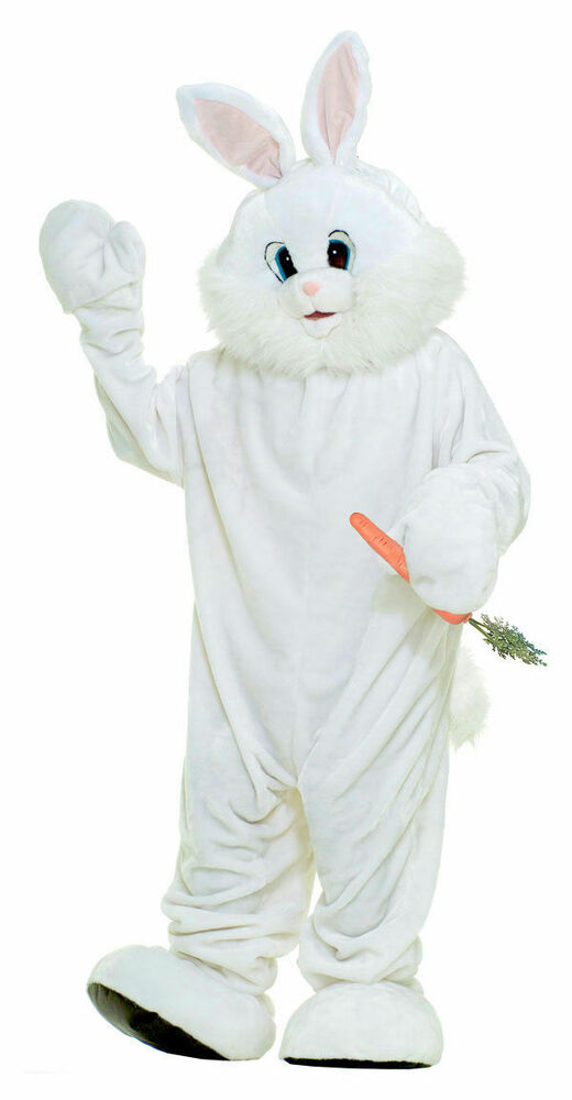how to make a bunny costume for adults