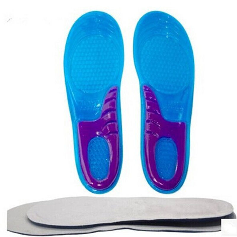 new orthotic arch support work boot silicone