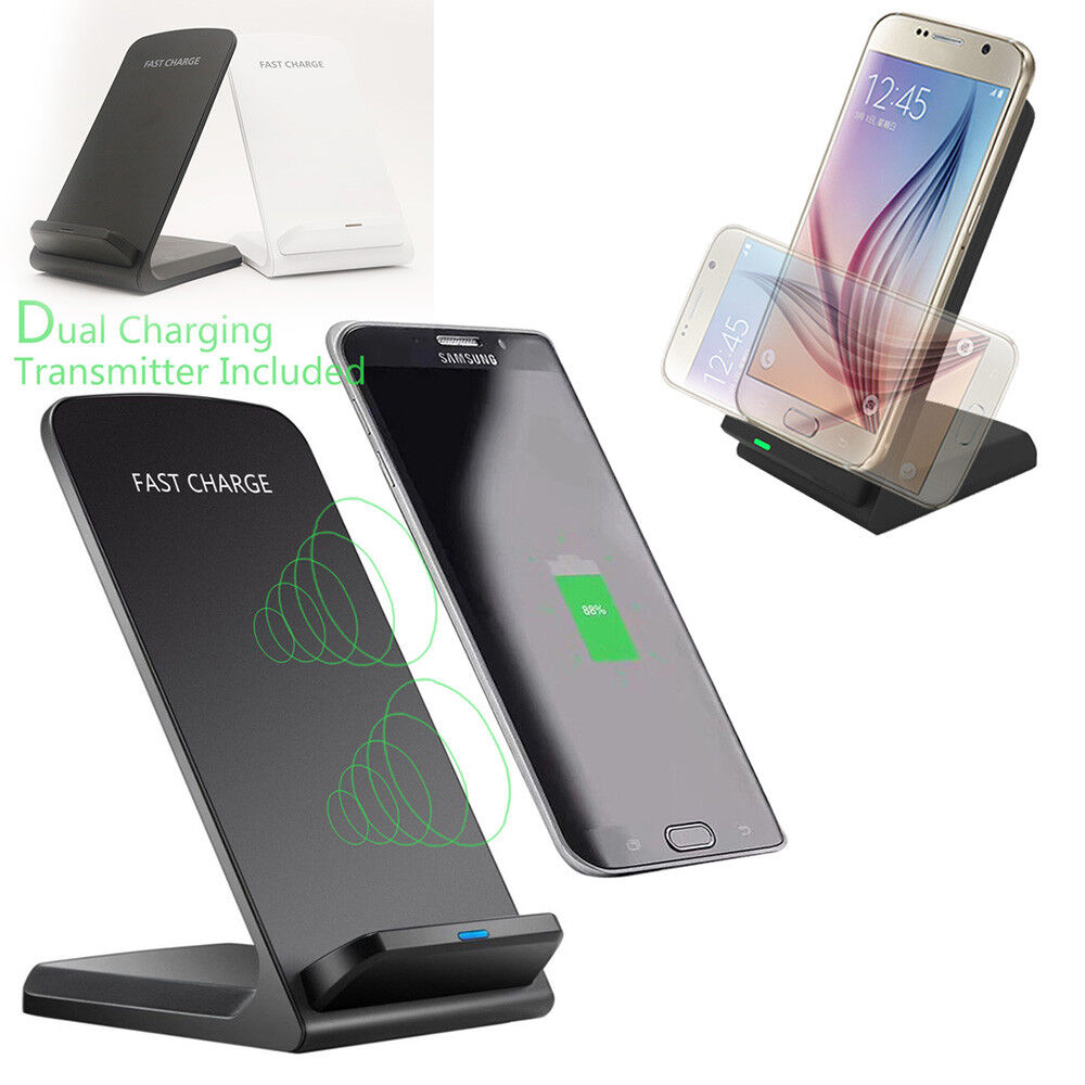 Qi Wireless Charger Pad For Apple Iphone 6 Plus 6s Plus