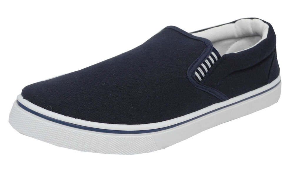 Size  Canvas Boat Shoes