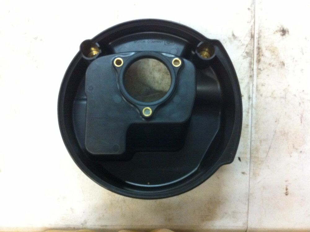 Breather Air Cleaner : Harley davidson air cleaner breather back plate