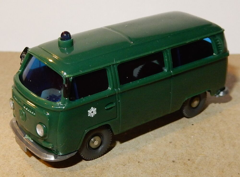 micro wiking ho 1 87 vw volkswagen combi t2 polizei police. Black Bedroom Furniture Sets. Home Design Ideas