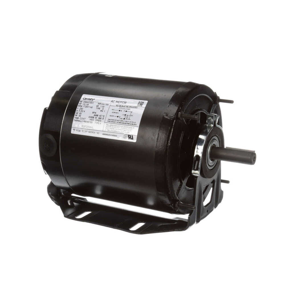 1 2 hp 1725 rpm 2 spd 56 frame 230v belt drive blower for 2 hp blower motor
