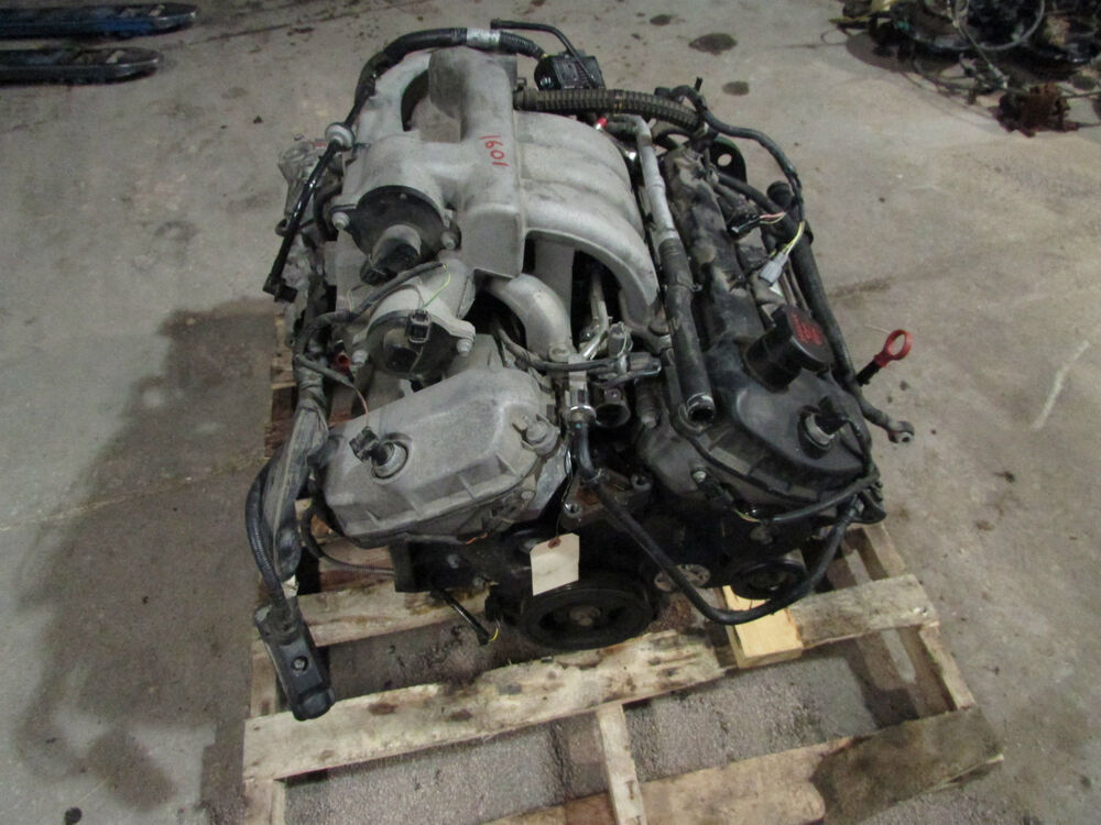 2007 jaguar x type 3 0 engine motor auto tested runs 114k 02 03 04 05 06 07 08 ebay. Black Bedroom Furniture Sets. Home Design Ideas