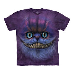 The Mountain Cheshire Cat Adult Unisex T-Shirt