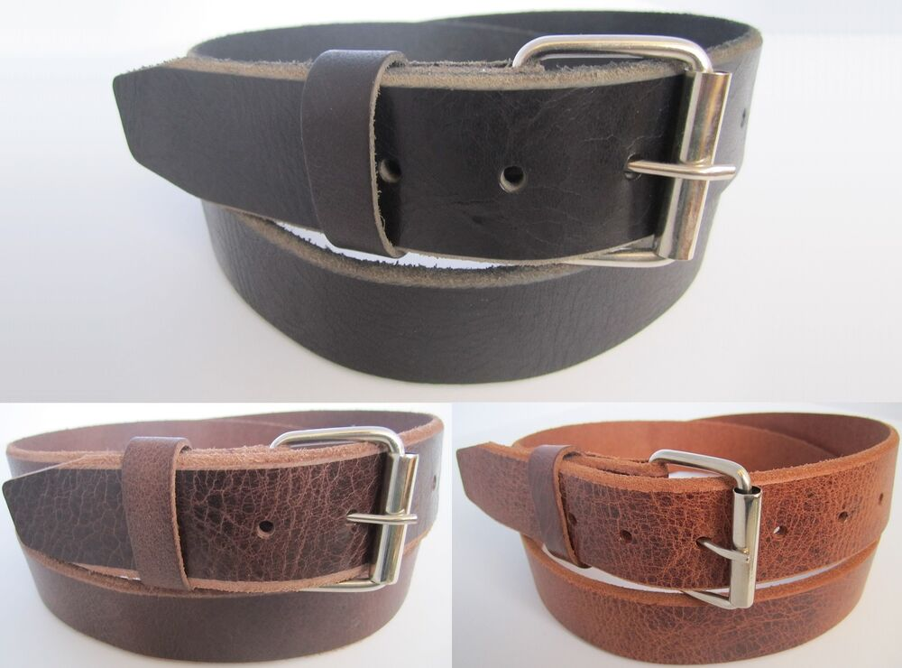 how to fix a leather belt
