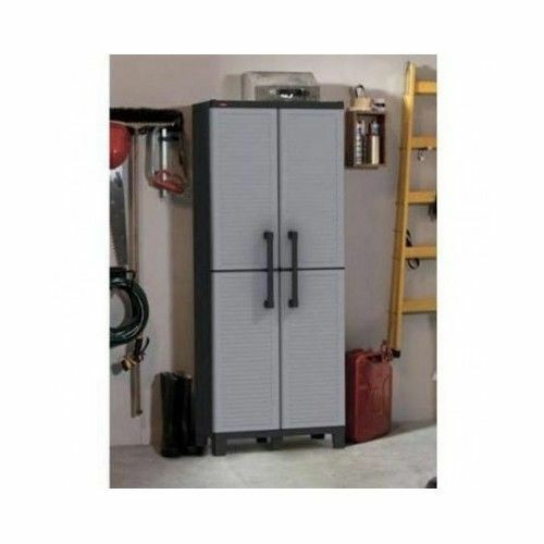 Kitchen Storage Cabinet Pantry Cupboard Organizer Garage Tool Home Utility Ebay