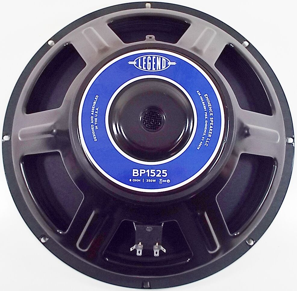 eminence legend bp1525 15 bass guitar speaker 8 ohm 700 watts free us shipping ebay. Black Bedroom Furniture Sets. Home Design Ideas