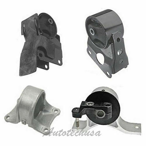 m029 engine motor trans mount set 4pcs for 02 06 nissan. Black Bedroom Furniture Sets. Home Design Ideas