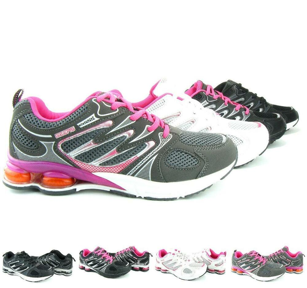 Women's Sneakers Athletic Tennis Multicolored Running ...