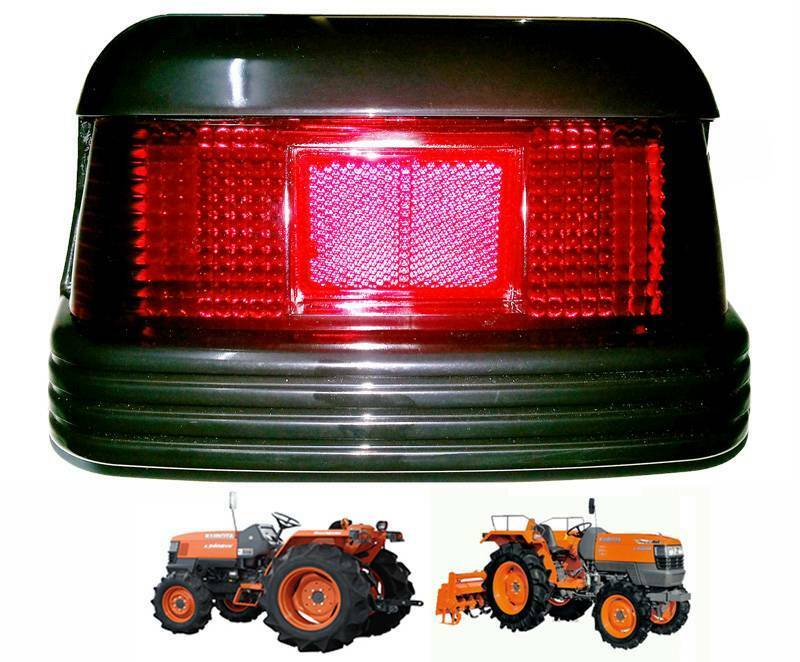Tractor Rear Lights : Use for kubota tractor l