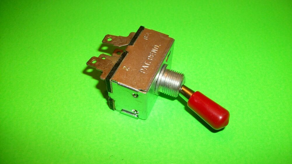 New Husqvarna Electric Pto Switch 121016 4021j Oem