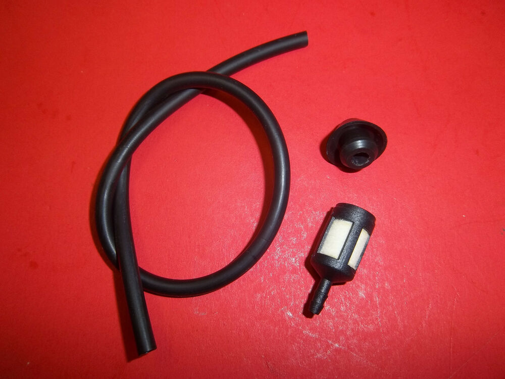 single hose fuel line grommet filter fits mantis. Black Bedroom Furniture Sets. Home Design Ideas