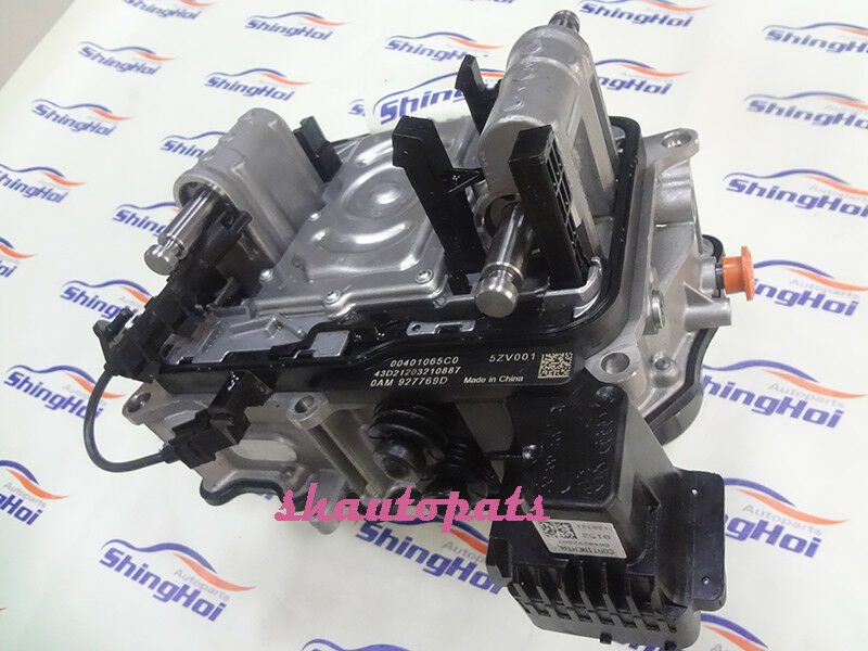 Gear Box Body : Am dq speed dsg gearbox valve body and control
