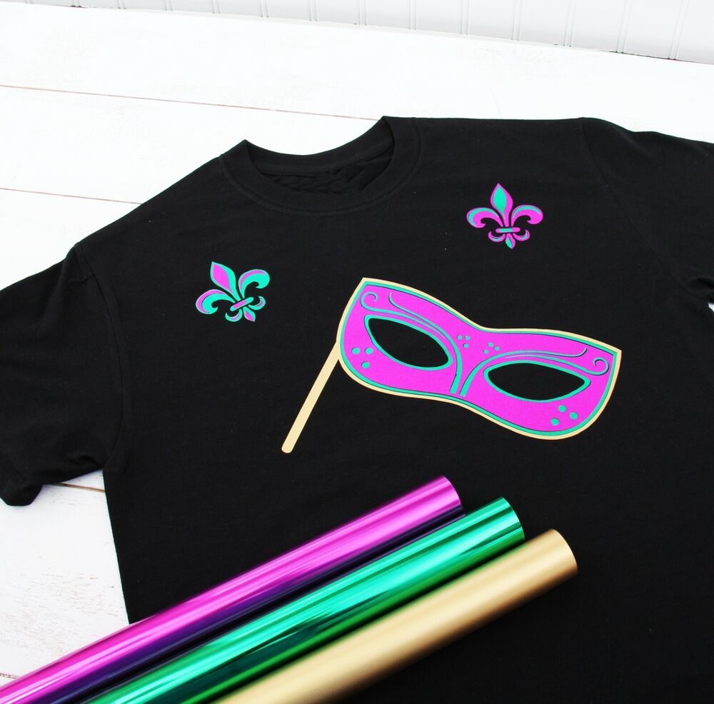 Metallic Amp Foil Heat Transfer Vinyl By The Yard 20 Quot Wide