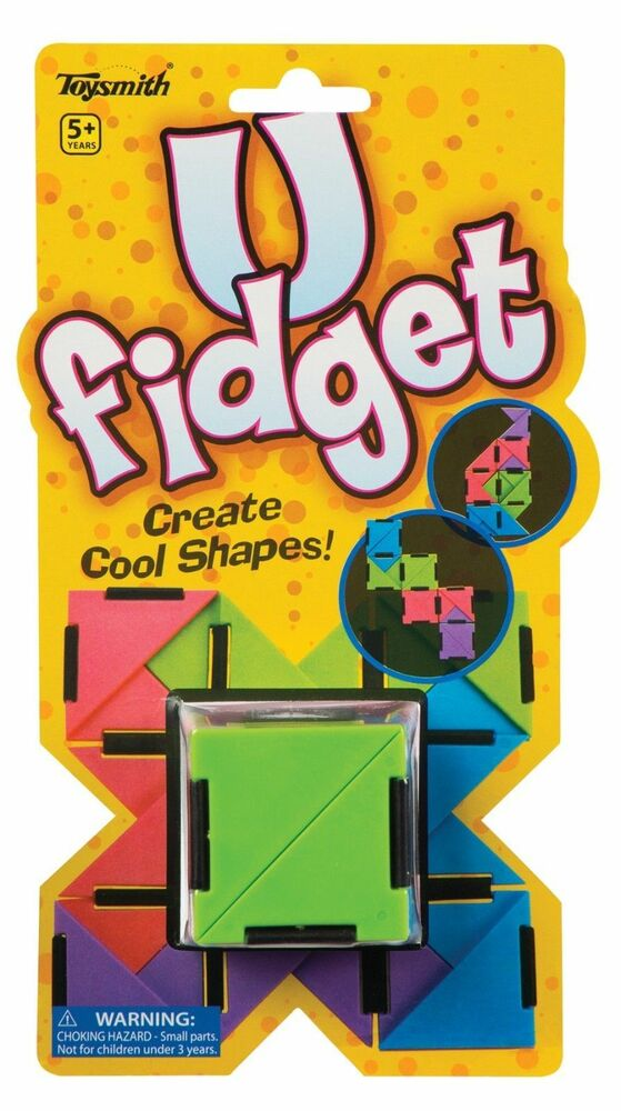 Fidget Toys For Adhd : U fidget toy stress relief for special needs kids