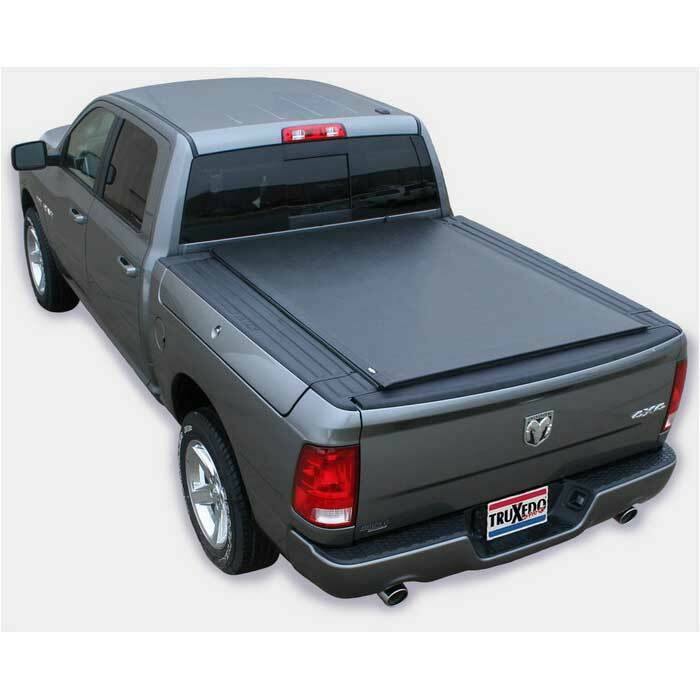 Dodge Bed Covers: TruXedo 547901 Lo Pro QT Roll-Up Tonneau Cover For Dodge
