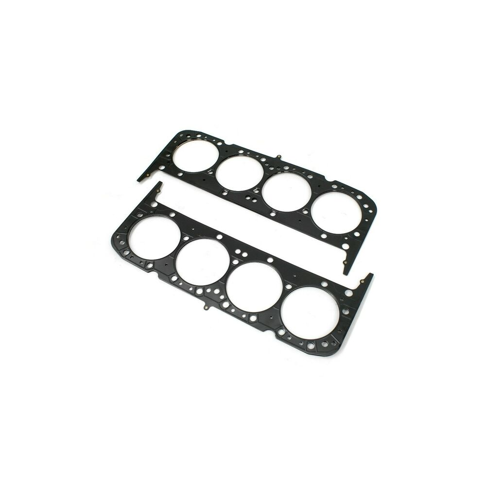 Sbc Head Gaskets Racing Aluminum Cylinder Heads Sbc Steel