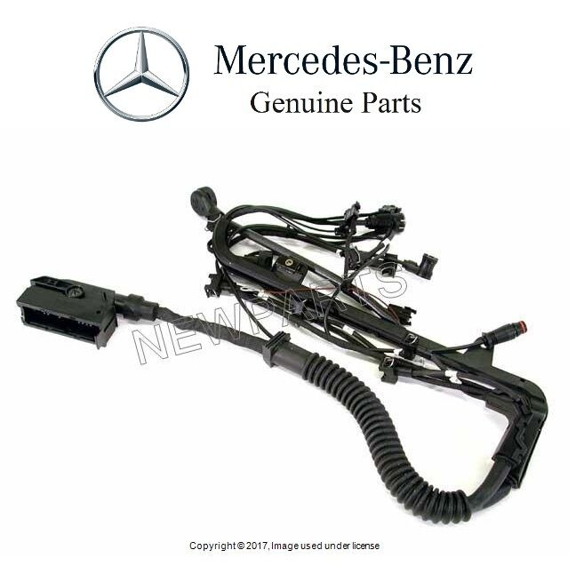 For Mercedes W140 Eng Wiring Harness Wires Updated S