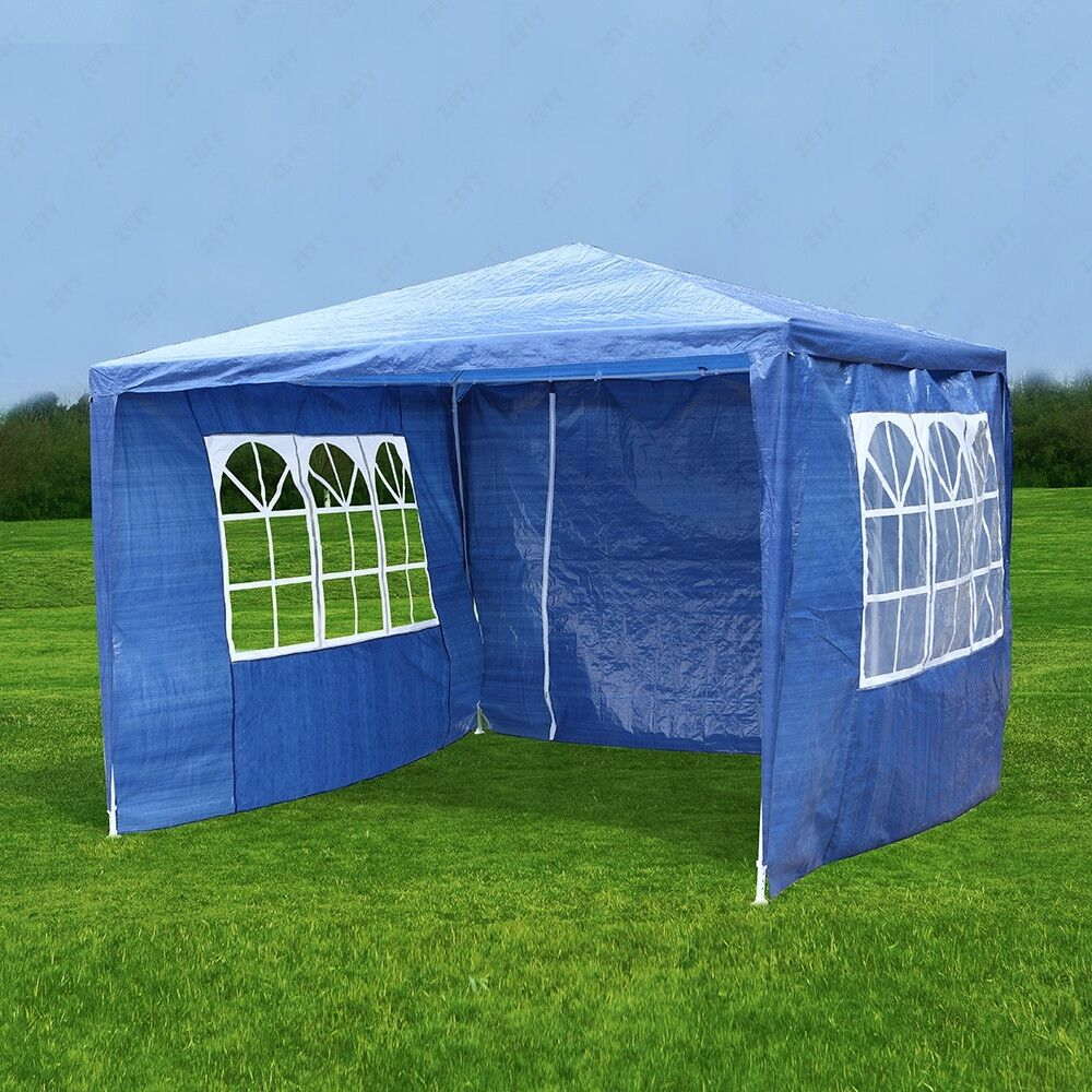 1039x1039 party wedding tent outdoor gazebo marquee canopy for Garden tents