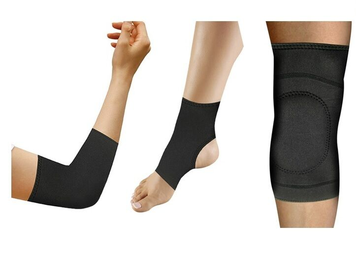 copper fit copper infused compression sleeve Elbow Knee ...