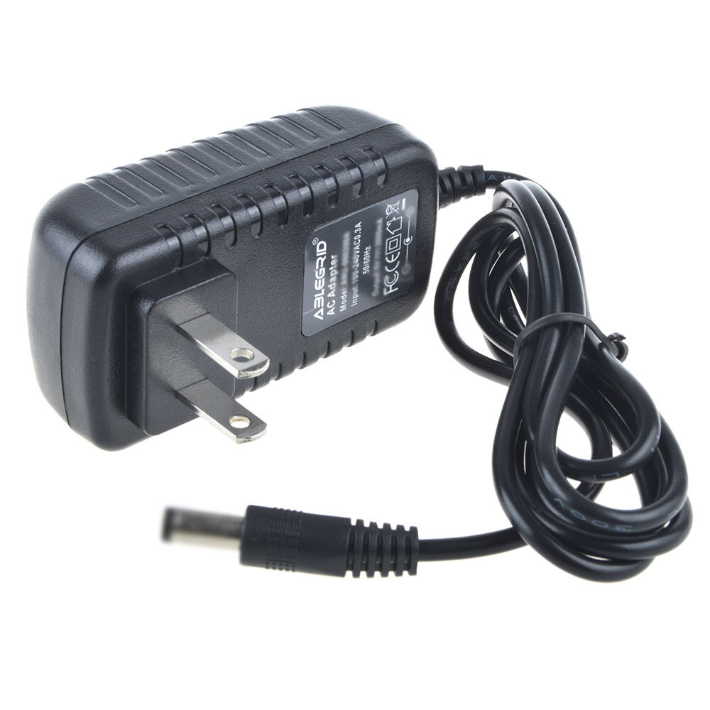 AC Adapter Charger For NordicTrack AudioStrider 600 800