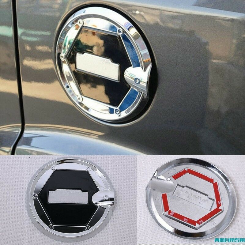 Chrome ABS Fuel Tank Cover Trim For 2013-2016 Dodge Journey/Jcuv | eBay