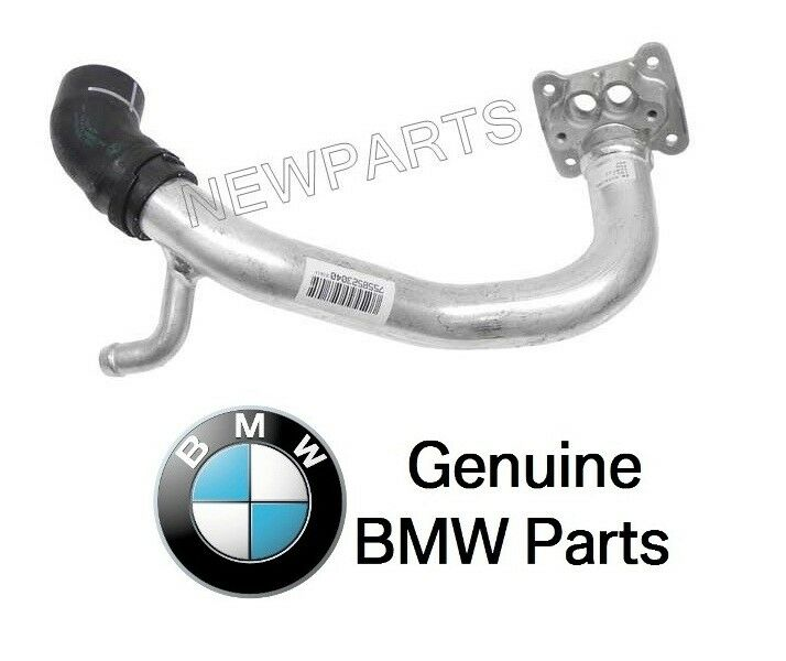 Bmw 3 0l A T 07 13 Water Pump To Engine Inlet Hose