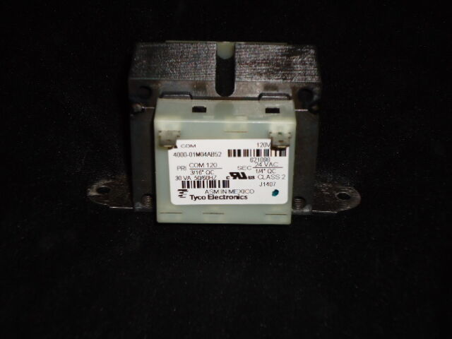 621098 Nordyne Intertherm Miller 120 Volt To 24 Volt