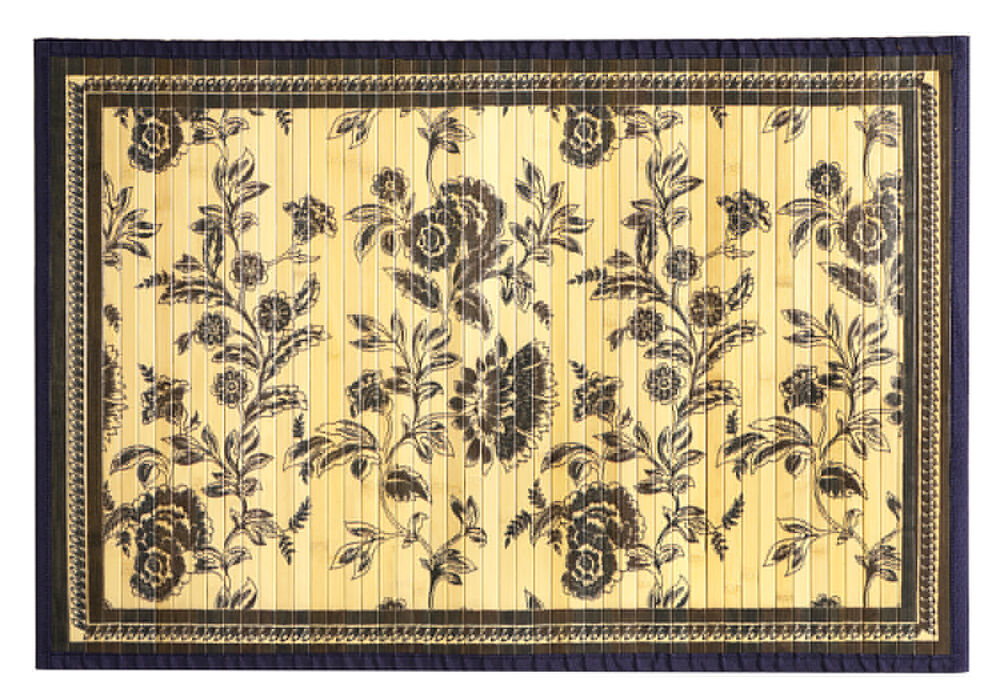 Kitchen Rugs Floor Mats Bamboo Rug 3x5 Area Rugs Blue Rug